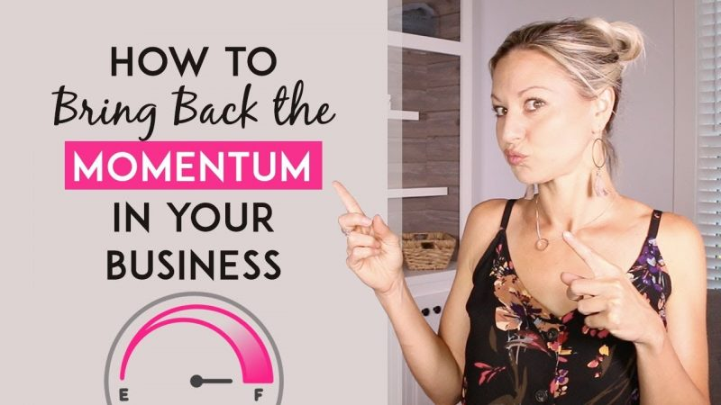 Network Marketing Training - How To Re Spark The Momentum In Your Business When Things Fizzle Out