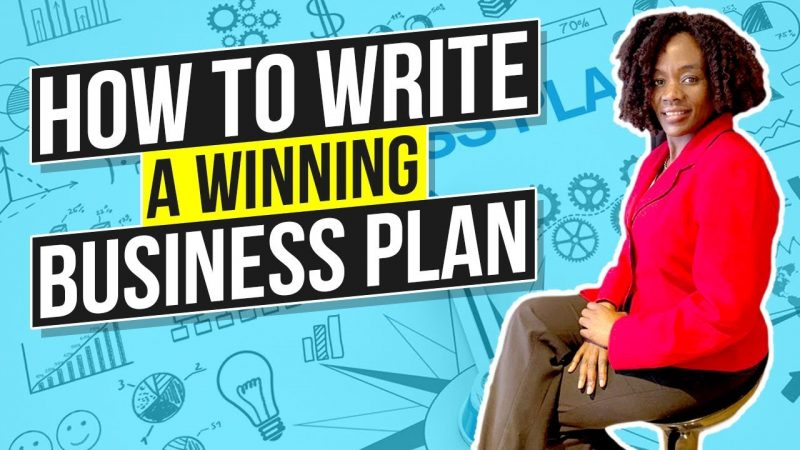 How To Write A Winning Business Plan 2019 - Simple for Small Businesses