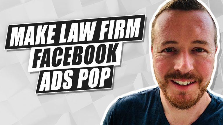 How To Create Images that Make Your Law Firm's Facebook Ads Stand Out