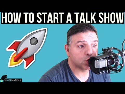 How To Start A Talk Show Online: Personal Branding Strategy 2020