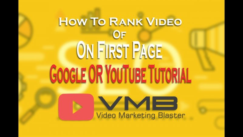 how to rank youtube videos on google 2019 - youtube seo: how to rank your videos #1 (2019)