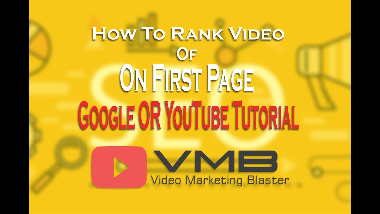 how to rank youtube videos on google 2019 – youtube seo: how to rank your videos #1 (2019)