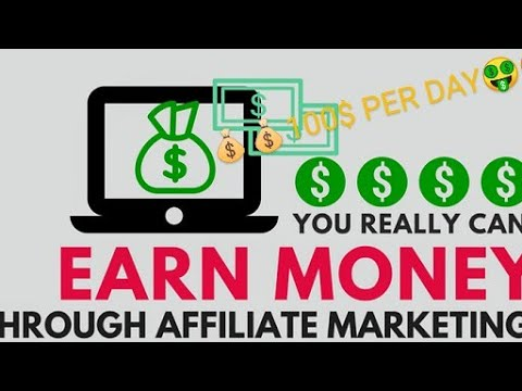 💰How to make money💰 💰 AFFLIATE MARKETING COMPLETE TUTORIAL(Beginner to Mastery)