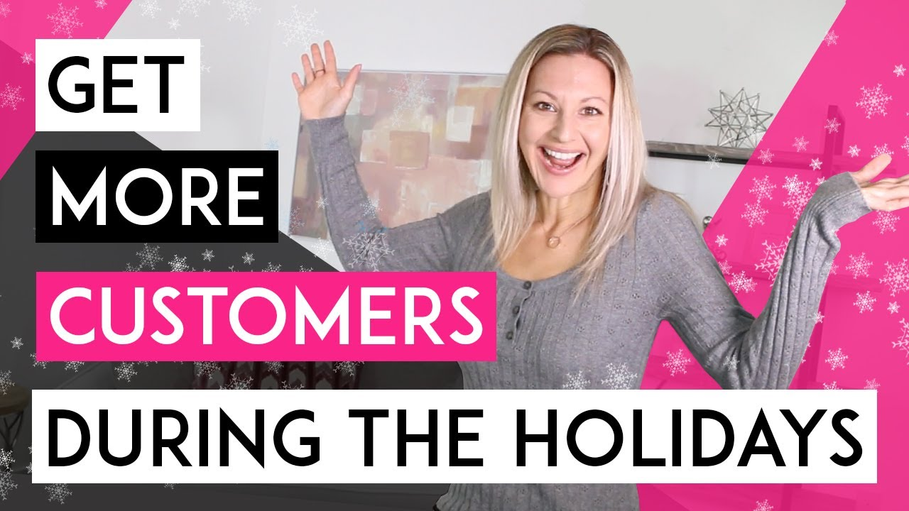 Holiday Marketing Plan – How To Acquire The Most Customers Over The Holidays Using This Free Tool