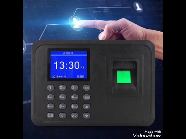 Why You Need To Order For Our Biometric Time Attendance Machine / Clock NOW!