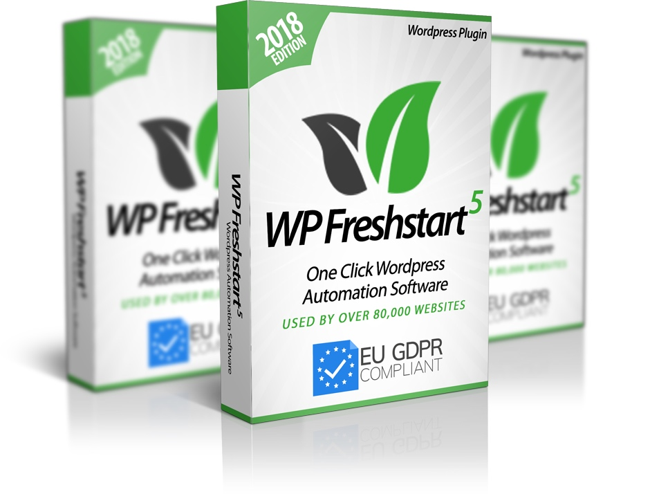 WP Freshstart 5 Review