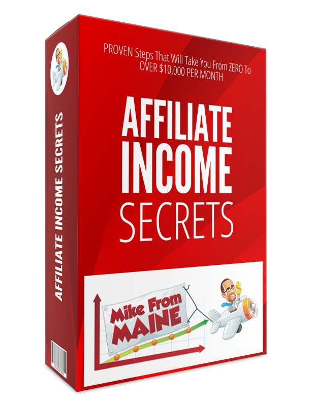 Affiliate Income Secrets Review