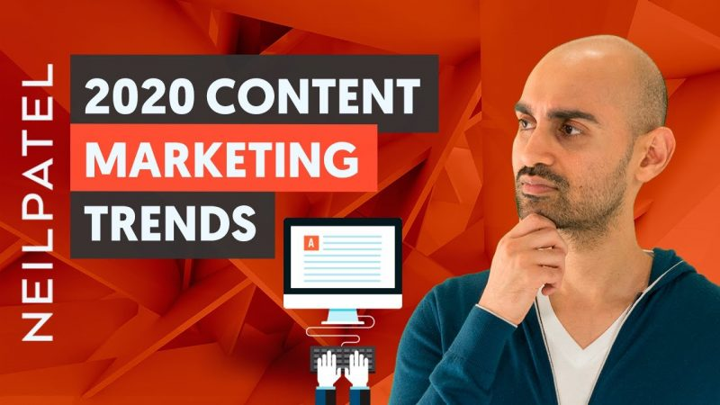 Content Marketing is Changing - This is Where it is Heading in 2020