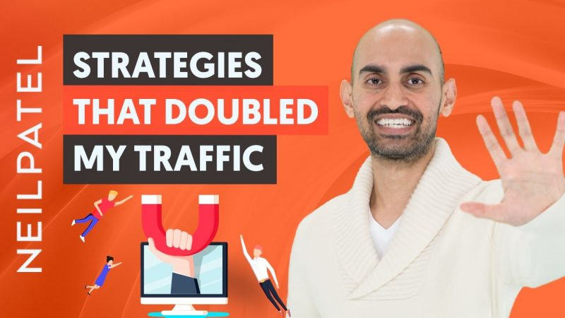 Copy the 5 Winning Strategies Behind My 238% Traffic Growth in 2019