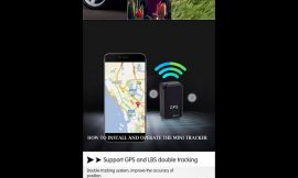How to Install and Use GF 07 Mini Tracker, New Tutorial