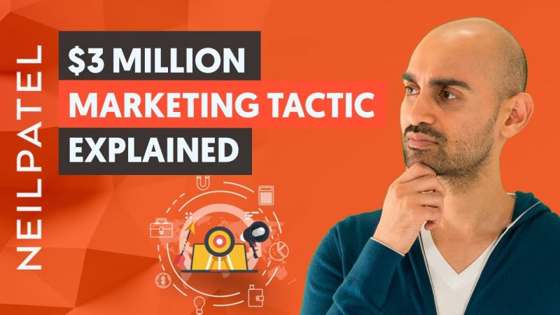 I Spent $3 Million on this Marketing Tactic - Here's What I've Learned