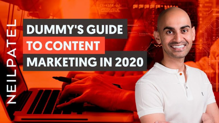 Read more about the article The Beginner's Guide to Content Marketing in 2020 | Neil Patel