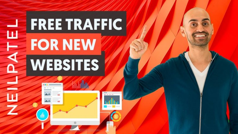 The Best FREE Traffic Sources for New Websites