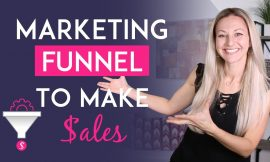 How I Use A Simple Network Marketing Funnel To Enroll New Customers & Teammates In My Business