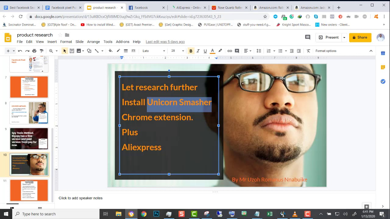 MINI IMPORTATION BUSINESS In Nigeria VIDEO 2020   How to Search For Hot Selling Products