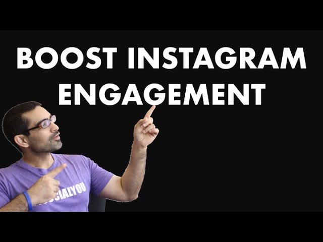 HOW TO INCREASE INSTAGRAM ENGAGEMENT 2020: INSTAGRAM SEO AND ALT TEXT HACK