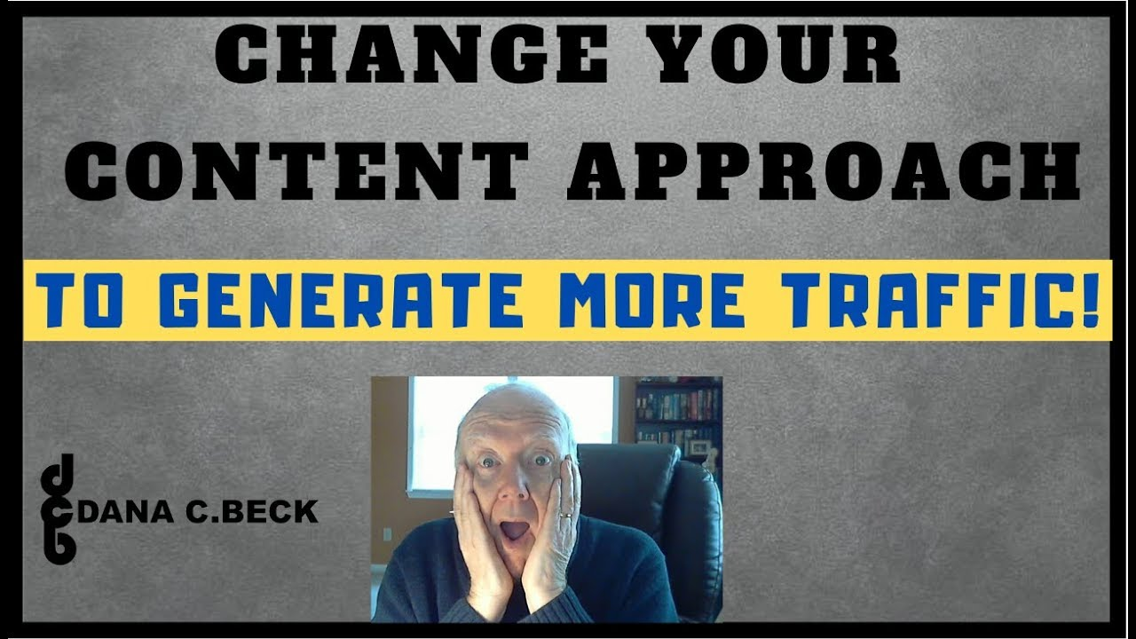 Change up your approach to content for more traffic in 2020