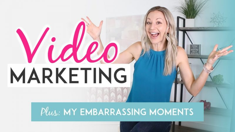 Video Marketing Tips To Grow Your Business & Some Of My Embarrassing Moments On Video