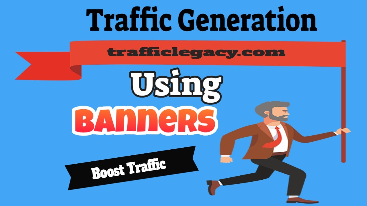 Using Banners Effectively For Traffic Generation – How To Get Huge Traffic With Banners Advertising.