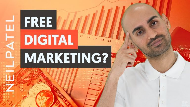 Read more about the article Can You STILL Do Digital Marketing for Free? (The REAL Cost of Digital Marketing)