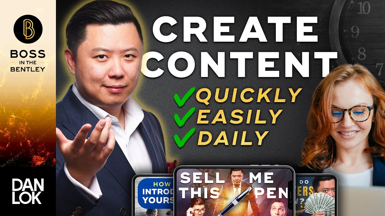 The Fast, Easy Way To Create Inspiring Content (Every Day)