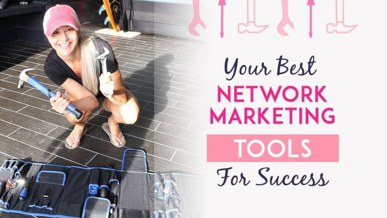 How To Use Your Network Marketing Tools For Ultimate Success & Duplication