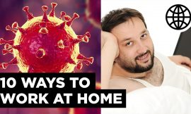 10 Ways To Work From Home During an Outbreak – $12 to $35 Per Hour (Online Jobs)