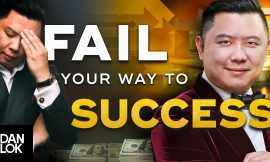 Failure After Failure? Here's What You Do…