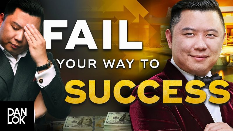 Failure After Failure? Here's What You Do...