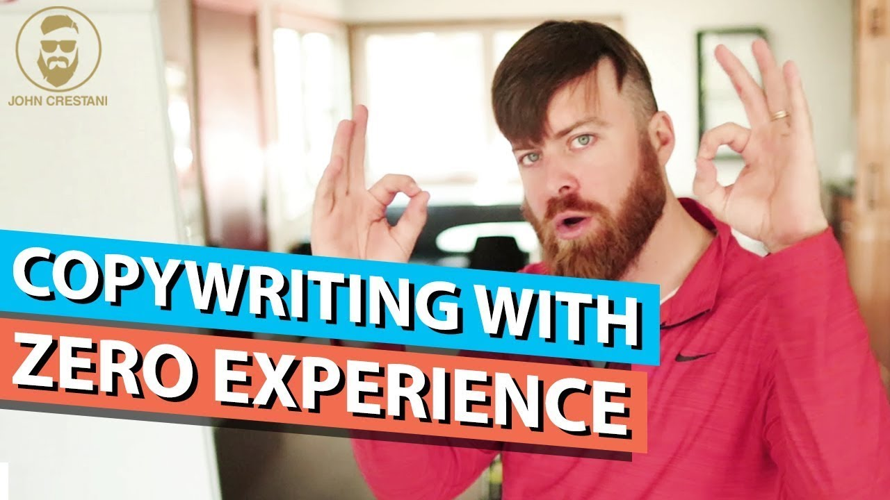 How To Become A Copywriter With No Experience | Team Crestani