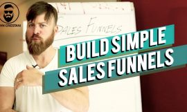 How To Create A Sales Funnel Website | Team Crestani