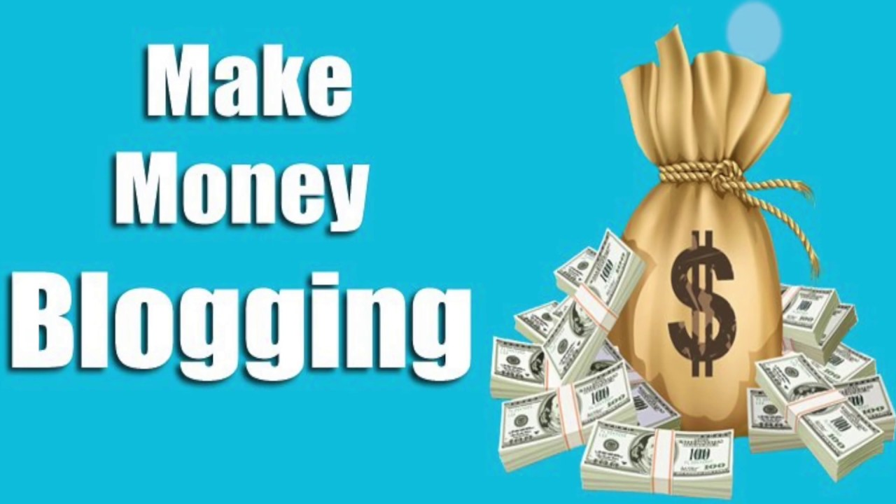 How to Make Money with Blogging – Nutshell School
