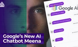 """Google's new chatbot """"Meena"""": the most human-like AI chatbot ever 🤖"""