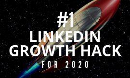 LinkedIn Growth Hack #1 (LinkedIn Algorithm Strategy)