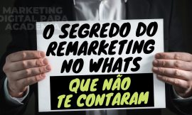 Marketing Digital para Academia – Remarketing no WhatsApp