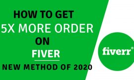 how to get your first order on fiverr In 2020 | Get 5X more SALES WITH THESE FIVERR TIPS & TRICKS)