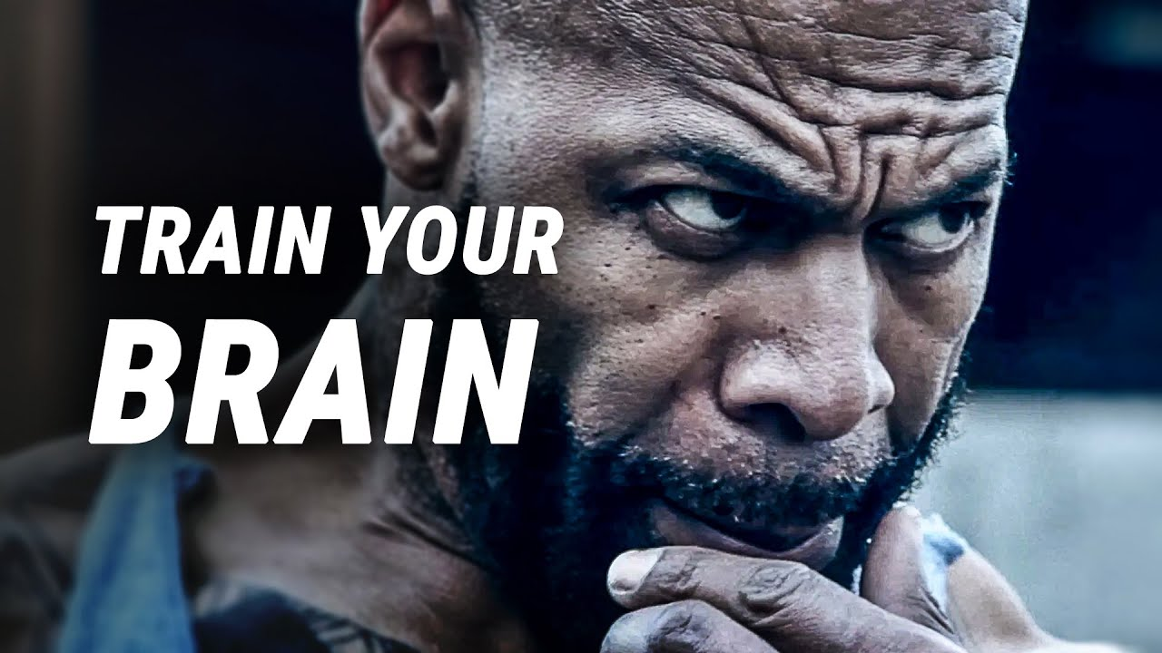 TRAIN YOUR BRAIN – Motivational Video for Success in Life