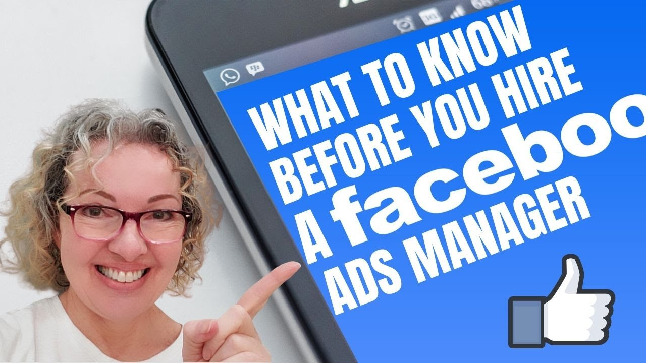 What to Know Before You Hire a Facebook Ads Manager