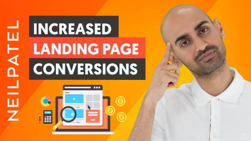 96% Of Your Landing Page Visitors Will NEVER Convert (And How to Improve That)