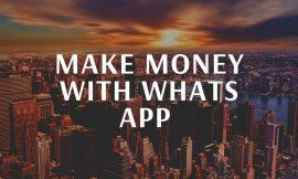 How to make money on WhatsApp-John Crestani & Affiliate Marketing