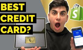 The BEST Dropshipping Credit Card & Tips For Building Your Credit FAST   Shopify Dropshipping