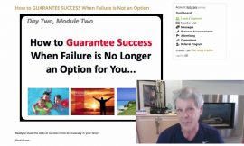 How to Guarantee MLM Network Marketing Success When FAILURE is No Longer an Option