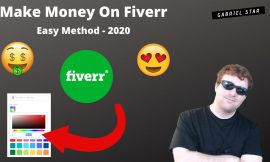 How To Make Money Online With Fiverr In 2020 – You Won't Believe It's This Easy! ?