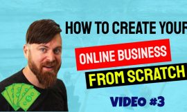 🙌 How To Create Your Online Business From Scratch #2 | John Crestani's Free Training