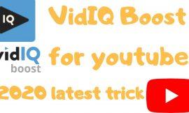 VidIQ Pro Free | VidIQ vision for youtube | VidIQ V3.18.0 Apps & Tricks