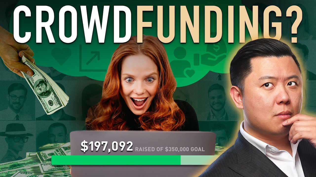 What You Should Know About Crowdfunding…
