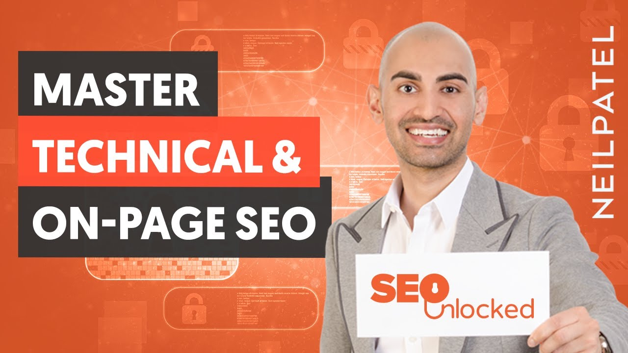 On-page and technical search engine optimization Half 2 – search engine optimization Unlocked – Free search engine optimization Course with Neil Patel