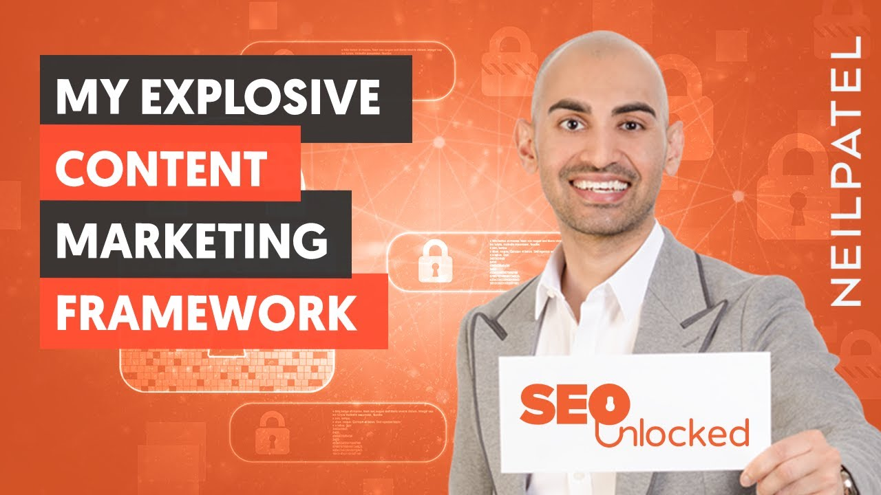Content material Advertising Half 1 – web optimization Unlocked – Free web optimization Course with Neil Patel