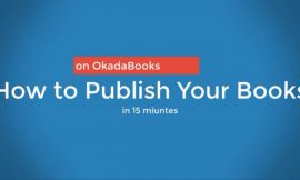 How To Publish Your Books on OkadaBooks.com in 15 minutes