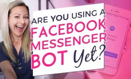 How To Use a Fb Messenger Bot To Explode Your Engagement & Get Individuals Shopping for From You